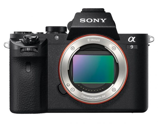 Design neue Sony Alpha A9
