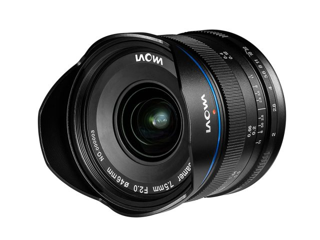 Venus Laowa 7.5mm F2 Superweitwinkel