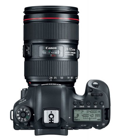Canon EOS 6D Mark II 24-105mm F4