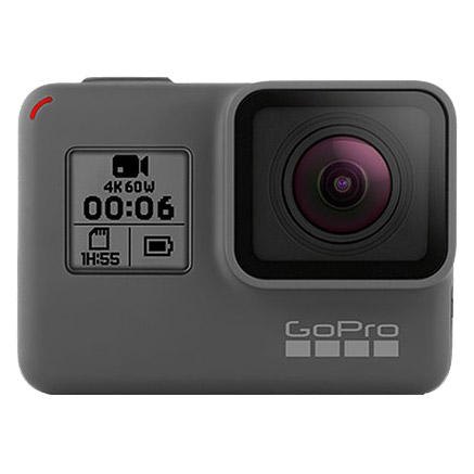 Action Cam: GoPro Hero 6 Black
