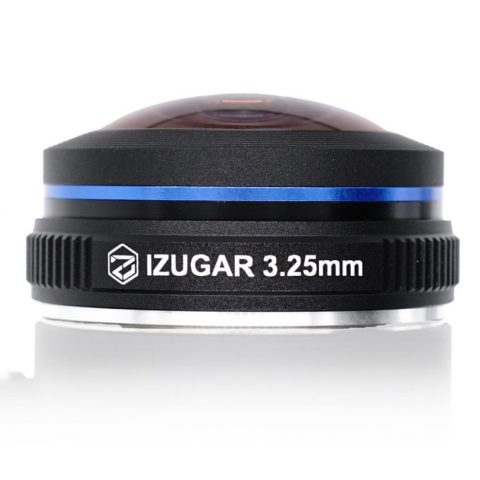 iZugar 220 Grad Super Fischauge Micro Four Thirds