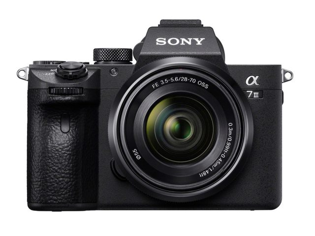 Sony A7 III mit 28-70mm Kit Zoom
