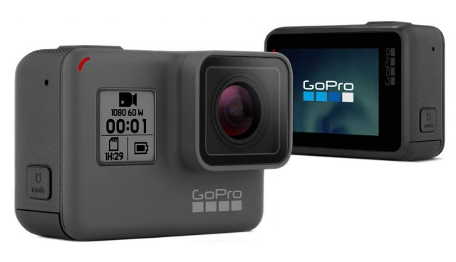 GoPro Hero Action Cam neu 2018