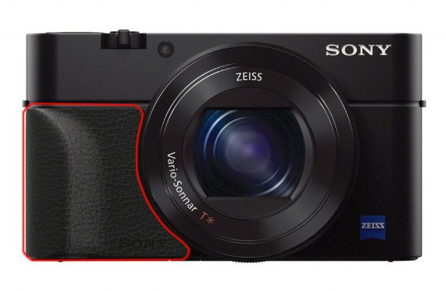 Sony RX100 Griff AG-R2