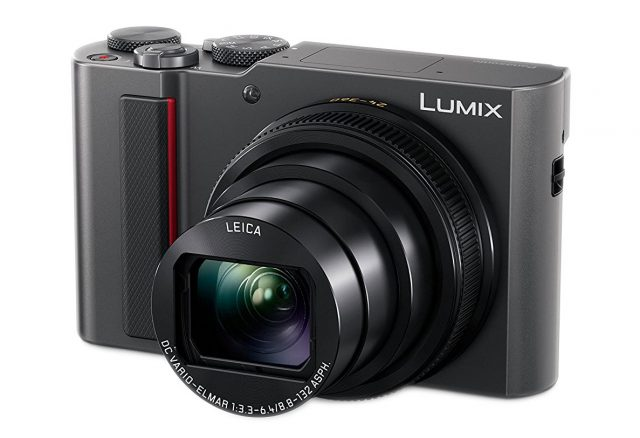 Kompaktes Superzoom: Panasonic TZ202