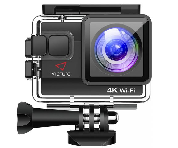 Victure Action Cam 4K Video