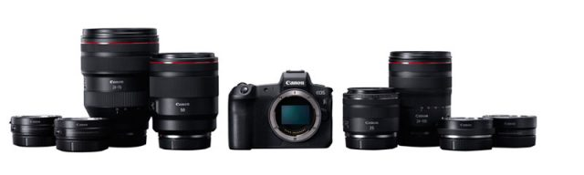 Canon EOS R System