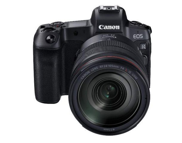 Canon EOS RP rumored