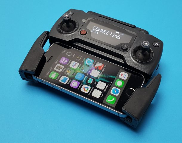 DJI Mavic Controller iPhone SE
