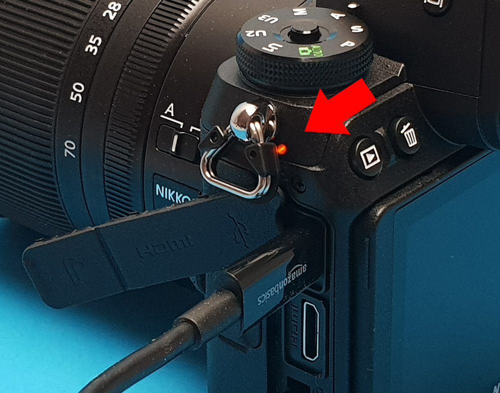 Nikon Z6, Z7: What you need to know about batteries and