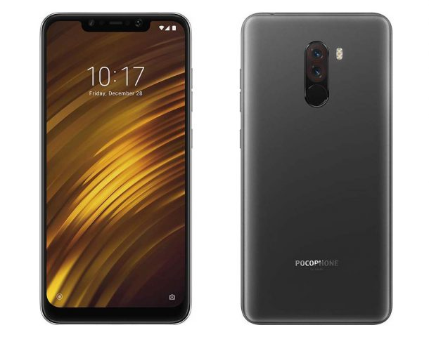 Pocophone F1 Always On Display (AOD)?