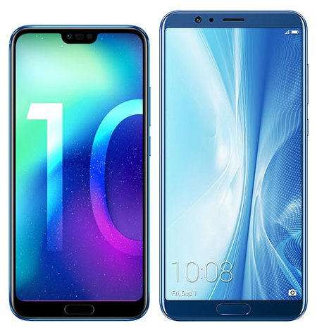 Honor 10, View 10 Benachrichtigungs LED
