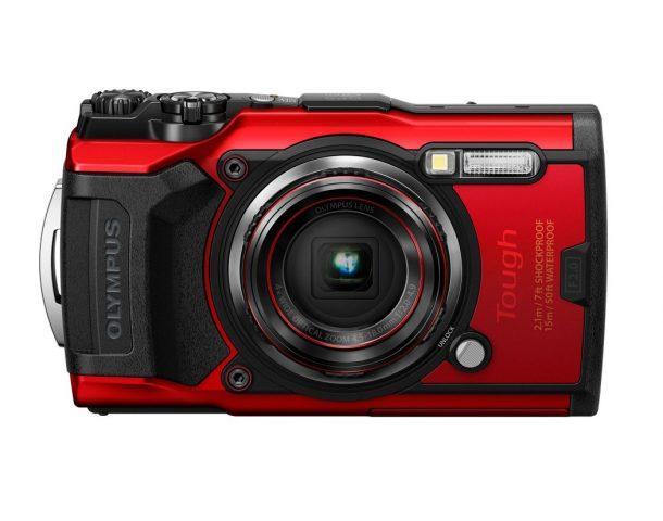 Olympus Tough TG-6 Front