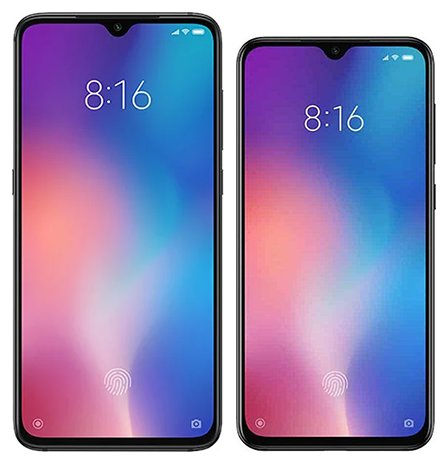 Xiaomi Mi 9 und Mi 9 SE Always On Display
