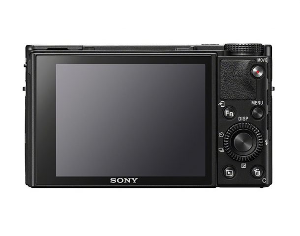 Sony RX100 VII Touchscreen