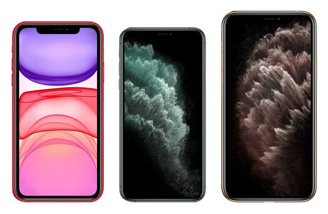 Wasserdicht nach IP68: iPhone 11 - 11 Pro - 11 Pro Max