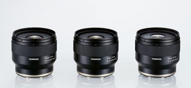 Tamron Sony E Mount Vollformat Weitwinkel 20mm F2.8