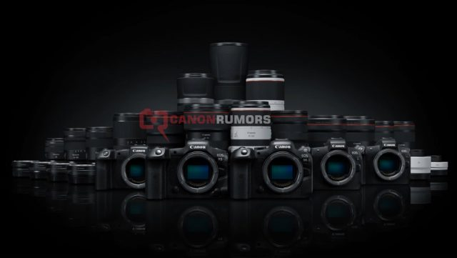 Canon EOS R5 R6 System