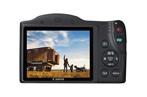 canon powershot sx420 is bildschirm