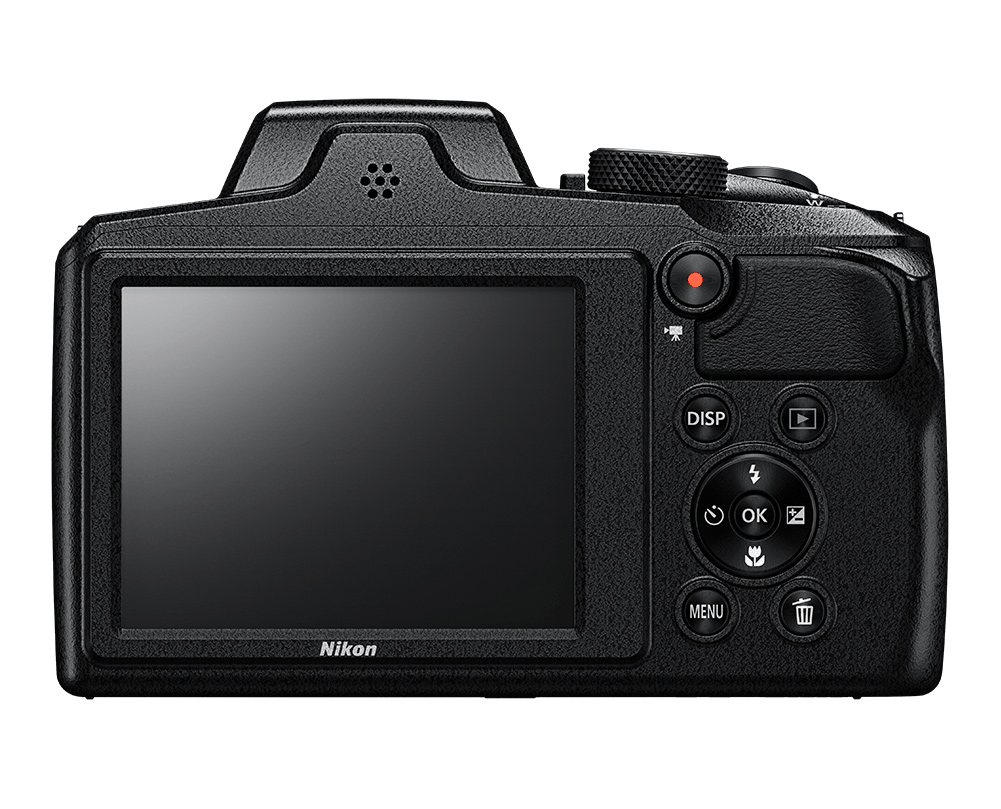 Coolpix B600 display