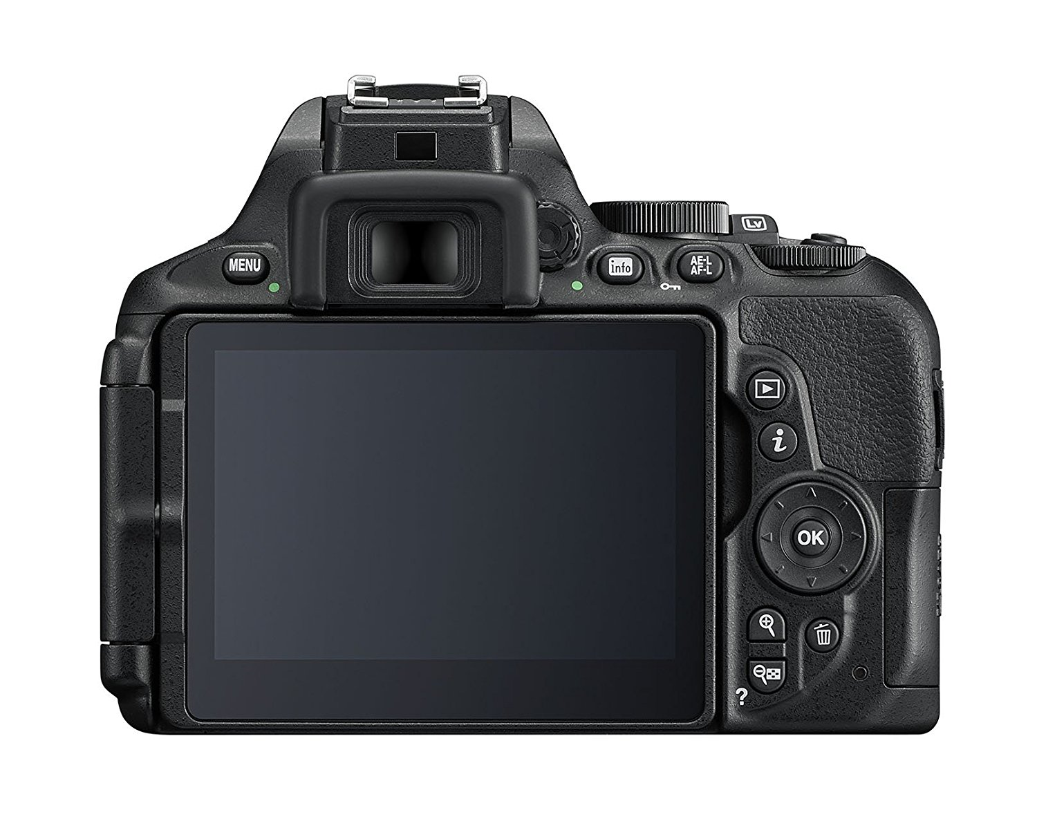 D5600 display and touch screen