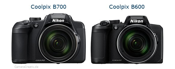 Nikon coolpix b700 vs Nikon coolpix b600