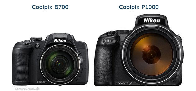 Nikon coolpix b700 vs Nikon coolpix p1000
