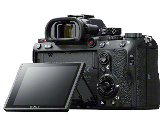 sony alpha a7r iii touchscreen