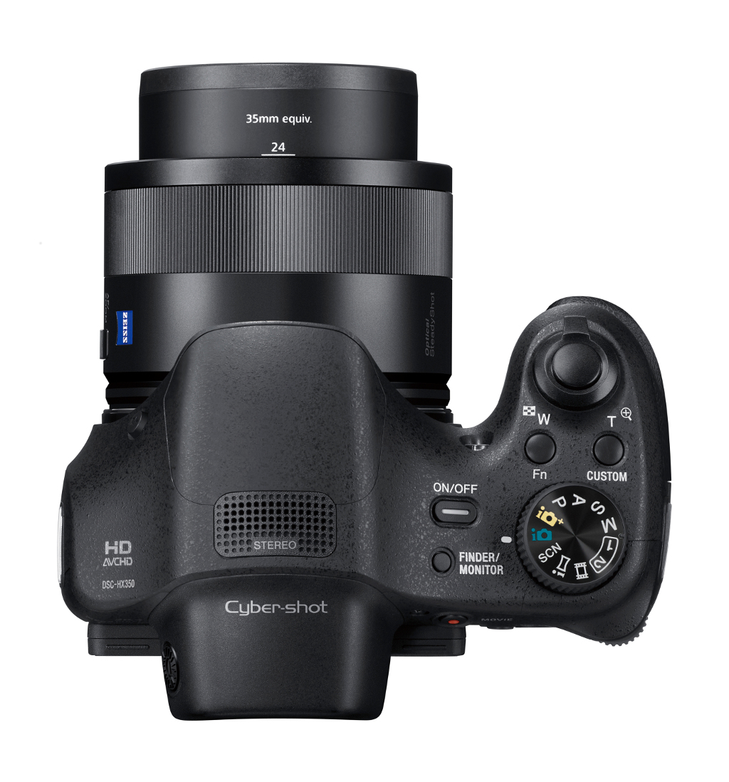 sony cyber shot hx350 zoom