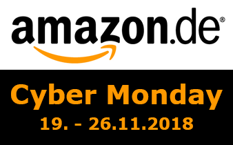 Amazon Cyber Monday Black Friday 2018