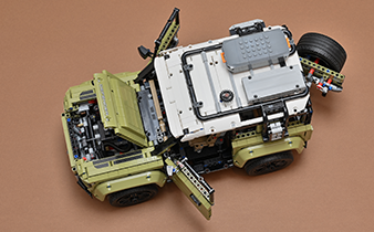 Lego Land Rover Defender Review