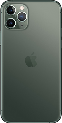 Apple iPhone 11 Pro Rückseite