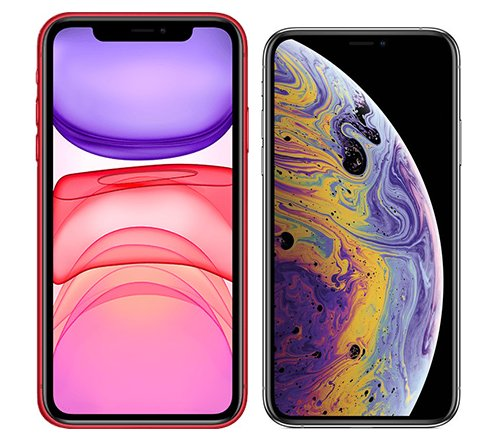 Smartphonevergleich: Iphone 11 oder Iphone xs
