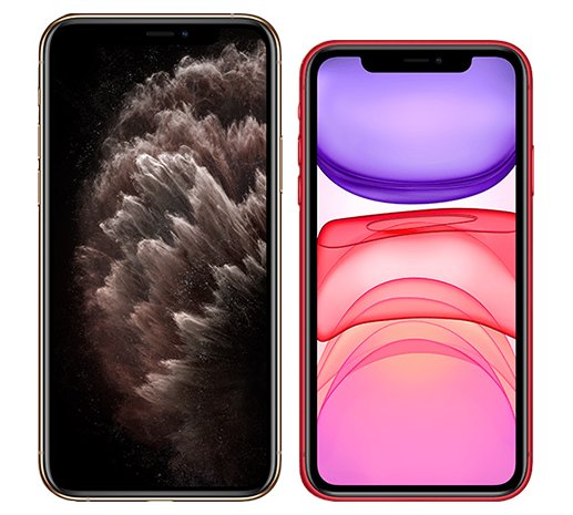 Smartphonevergleich: Iphone 11 pro max oder Iphone 11