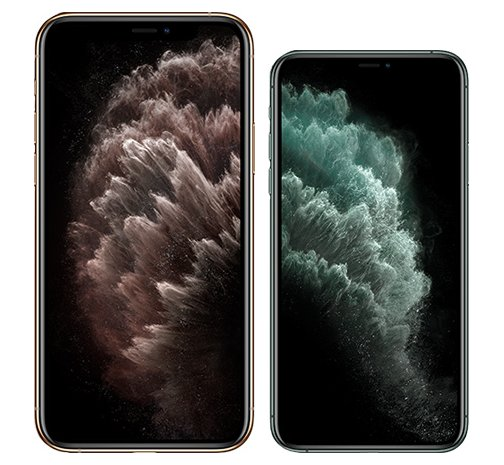Smartphonevergleich: Iphone 11 pro max oder Iphone 11 pro