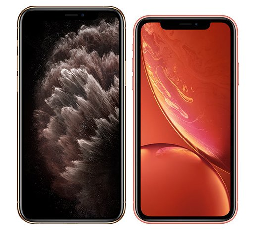 Smartphonevergleich: Iphone 11 pro max oder Iphone xr