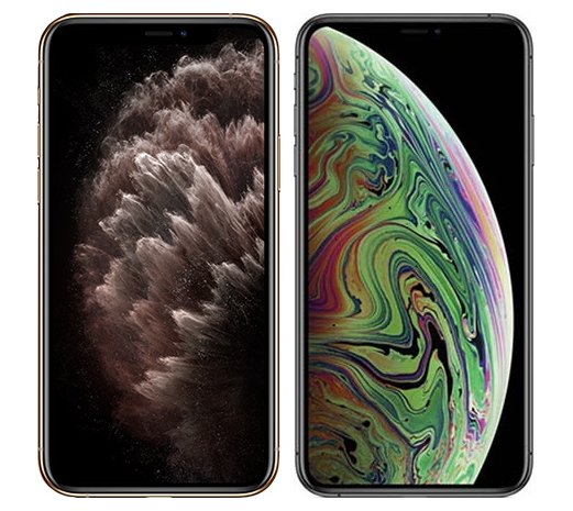 Smartphonevergleich: Iphone 11 pro max oder Iphone xs max