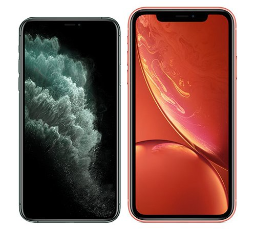 Smartphonevergleich: Iphone 11 pro oder Iphone xr