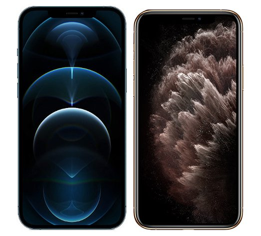 Smartphonevergleich: Iphone 12 pro max oder Iphone 11 pro max