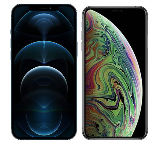 Smartphonevergleich: Iphone 12 pro max oder Iphone xs max