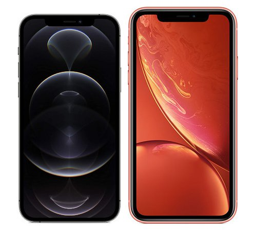 Smartphonevergleich: Iphone 12 pro oder Iphone xr