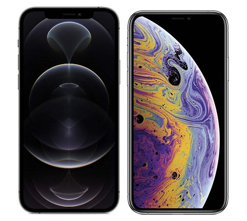 Smartphonevergleich: Iphone 12 pro oder Iphone xs