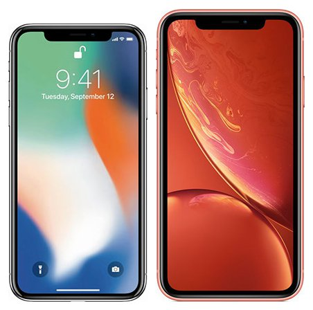 Iphone Xr Oder X
