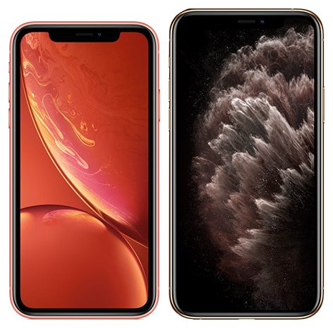 Smartphonevergleich: Iphone xr oder Iphone 11 pro max