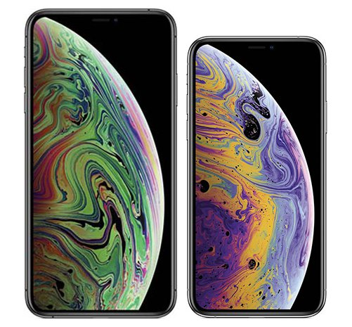 Smartphonevergleich: Iphone xs max oder Iphone xs