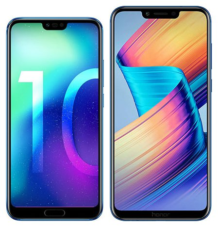 Smartphonevergleich: Honor 10 oder Honor play
