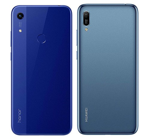 Compare smartphones: Honor Honor 8A vs Huawei Y6 (2019 ...