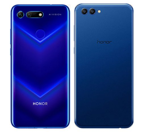 Honor View 20 vs Honor View 10. View of main cameras