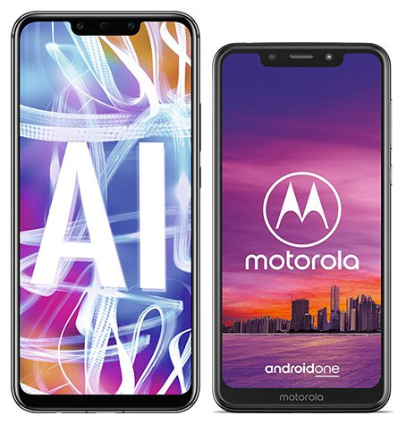 Smartphone Comparison: Huawei mate 20 lite vs Motorola one
