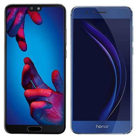 Smartphonevergleich: Huawei p20 oder Honor 8